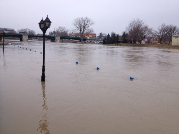 ERCA issues flood watch for Windsor area | CTV Windsor News