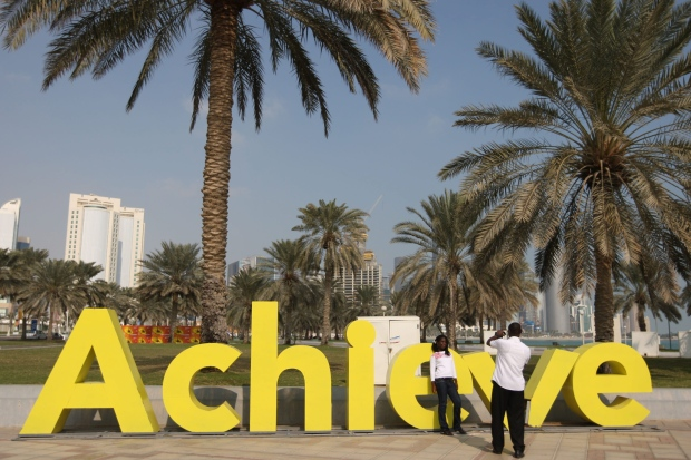 Doha, Qatar in 2011