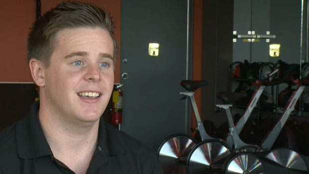 Dominic McKenzie with Orangetheory Fitness in St. Albert says expansion plans are in the works for more Edmonton-area locations.
