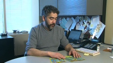 Mohan Srivastava, a 52-year-old father and consultant, first discovered that he could pick out winning tickets in 2003.