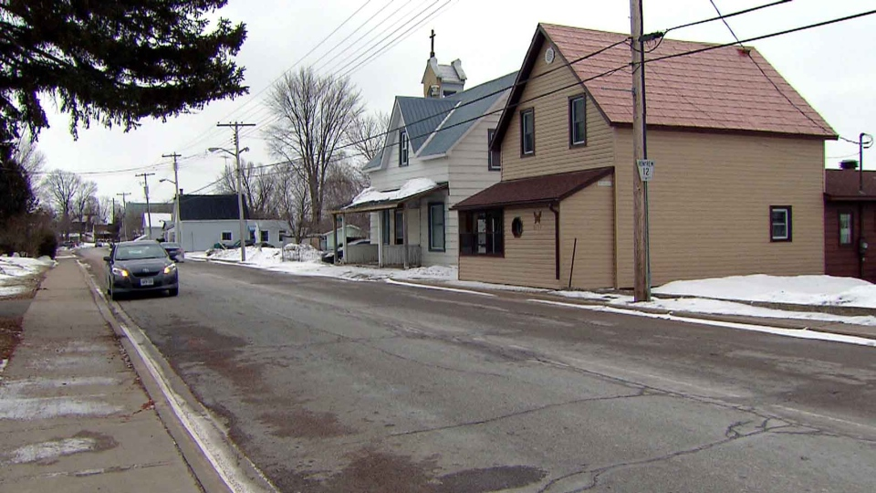 The town of Westmeath, Ontario is located more than 100 kilometres northwest of Ottawa.