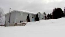 Mac Harb's Westmeath, Ontario residence