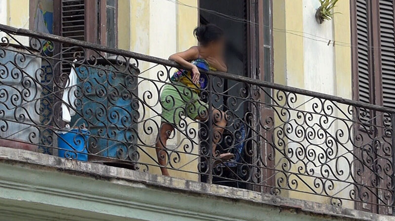 A growing number of tourists are heading to Cuba for sex.