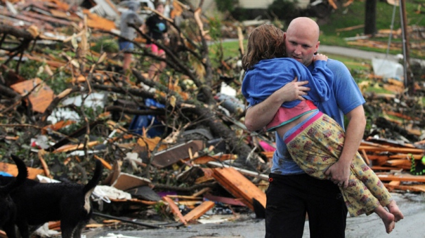 Will global warming change tornado season?