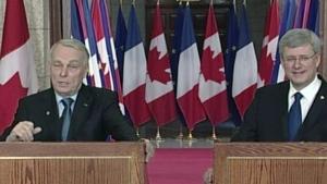 CTV News Channel:  Crisis in Mali