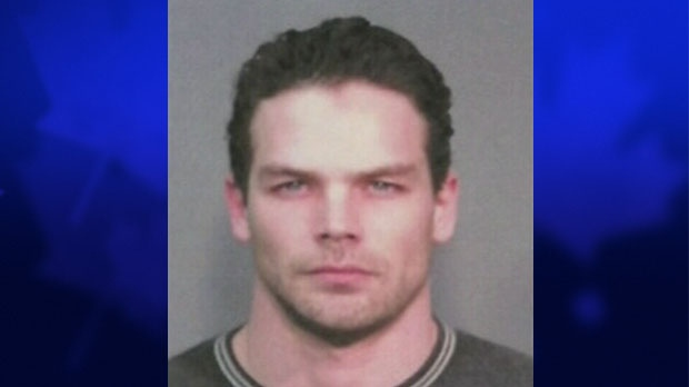 Benjamin Hudon-Barbeau has been identified as one of the two inmates who escaped from the correctional facility in Saint-Jerome, Que., Sunday, March 17, 2013.