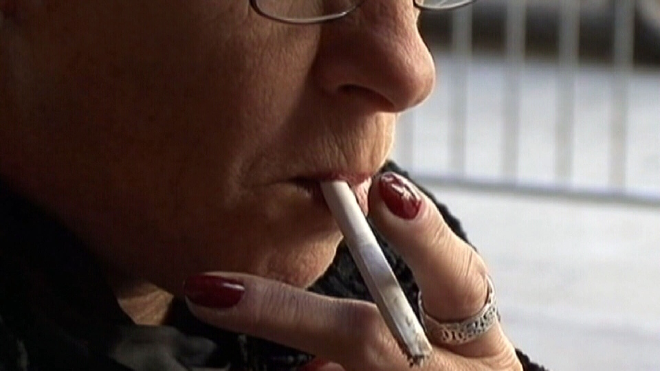 Some Canadian companies are refusing to hire smokers.