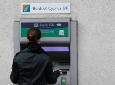 ATMs cleared out as Cyprus considers bailout