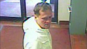 Richard Earl Rupert has been caught on video several times, but continues to elude authorities.