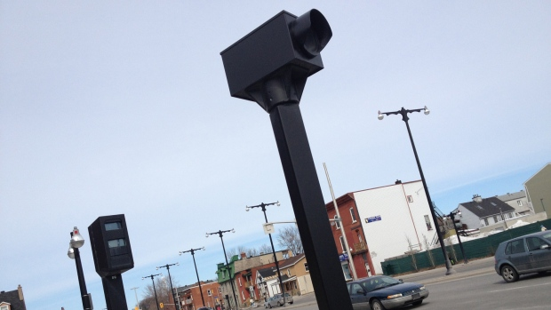 Ottawa redlight camera