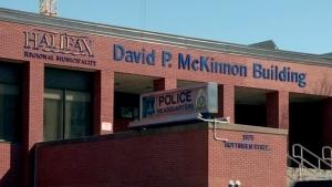 Halifax police keep close eye on prisoner