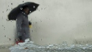 Toronto residents have been told to brace for winter-like weather, including freezing rain and ice pellets, on Thursday. (Nathan Denette / THE CANADIAN PRESS)
