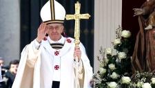 Pope Francis mass Vatican