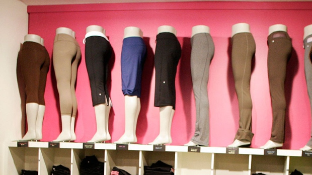Lululemon says customers with see-through pants could be ...