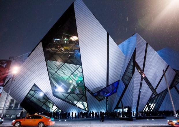 Royal Ontario Museum on November 30, 2012.