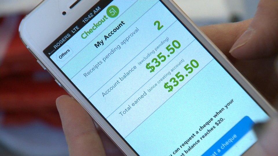 Coupon app, Checkout 51, offers consumers a new way to save money.