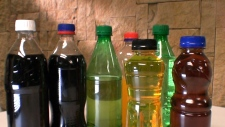 The motion aims to prohibit soda, sports drinks and other sweetened beverages from being sold at municipal installations.