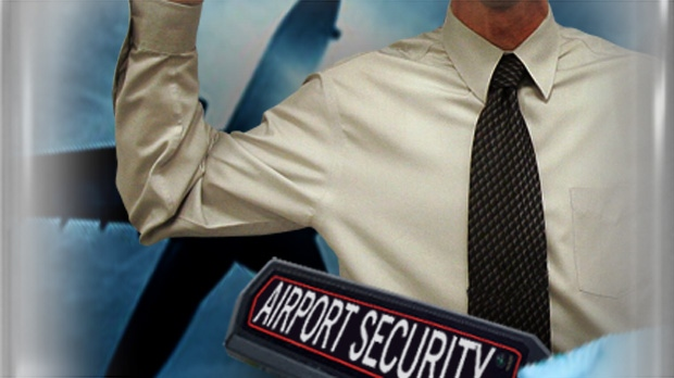 Airport security to be addressed in Budget 2013