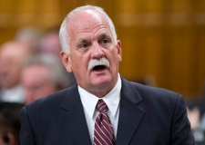 Public Safety Minister Vic Toews