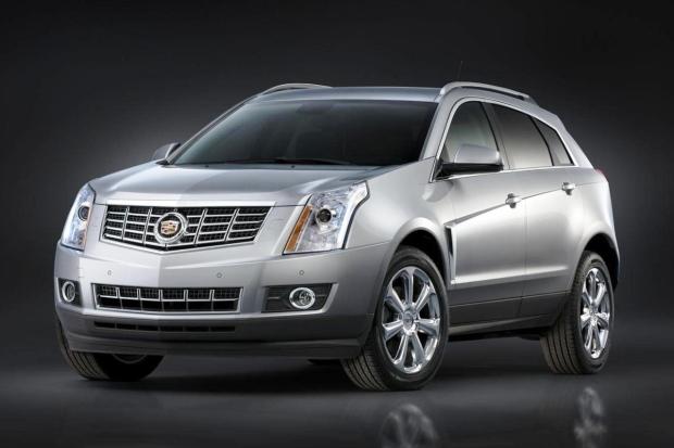 Cadillac SRX 2013 recall