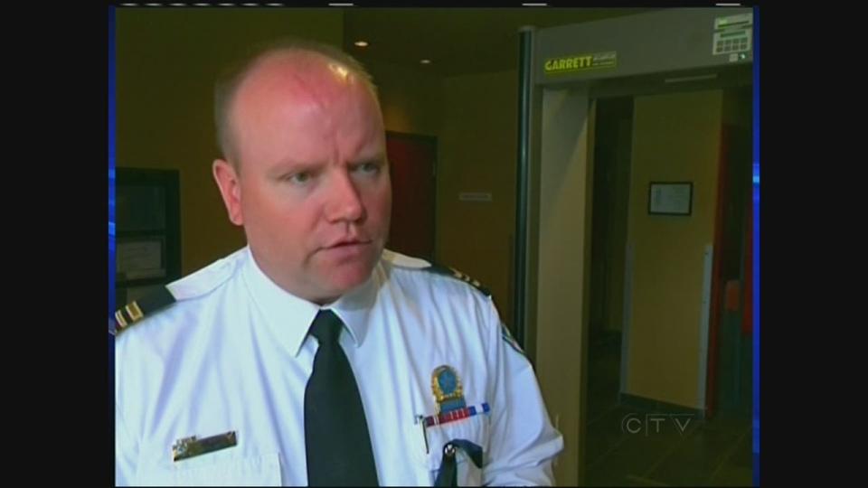 Montreal police commander and spokesman Ian Lafreniere.