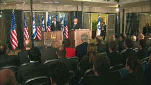 CTV News: Obama revives rapport with Israeli PM
