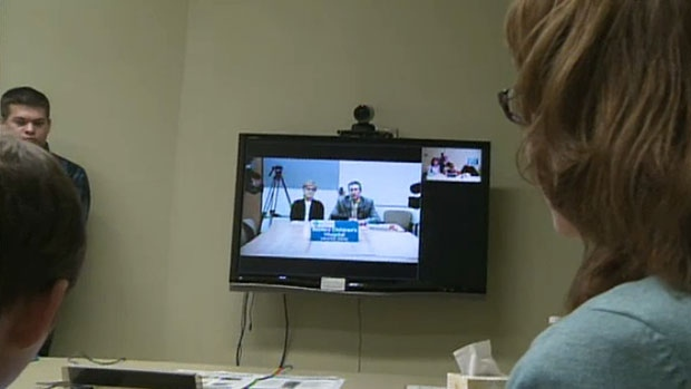 More and more Albertans are meeting with doctors through videoconferencing, a technology that is making medical check-ups easier and less-stressful for families.
