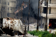 Syrian regime, rebels demand probe