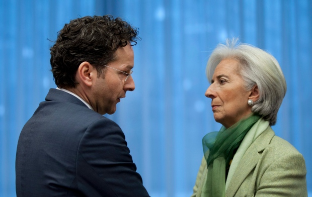 Managing Director of International Monetary Fund