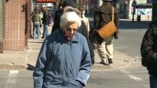 Nutrional risk for seniors