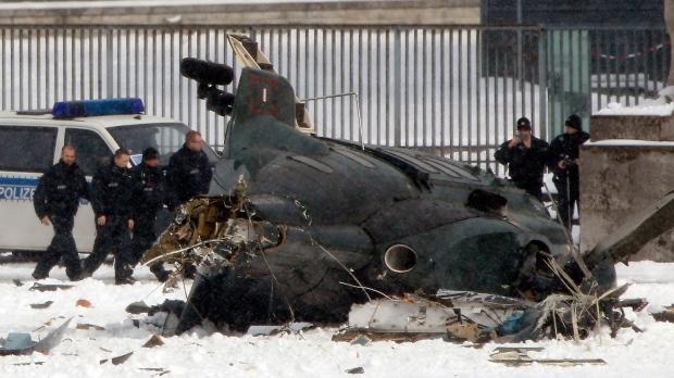 Berlin helicopter crash
