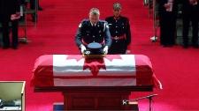 Fallen Guelph police officer Kovach funeral