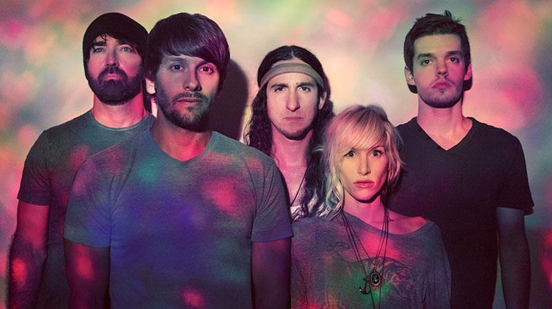 Members of Burlington band Walk Off The Earth