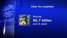 Budget 2013 close tax loopholes, stop tax evasion