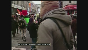 Idle No More in London