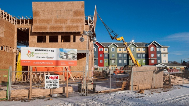 Federal budget commits to affordable housing