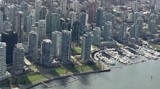 Coal Harbour condos
