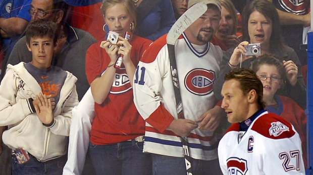 alexei kovalev playing for habs