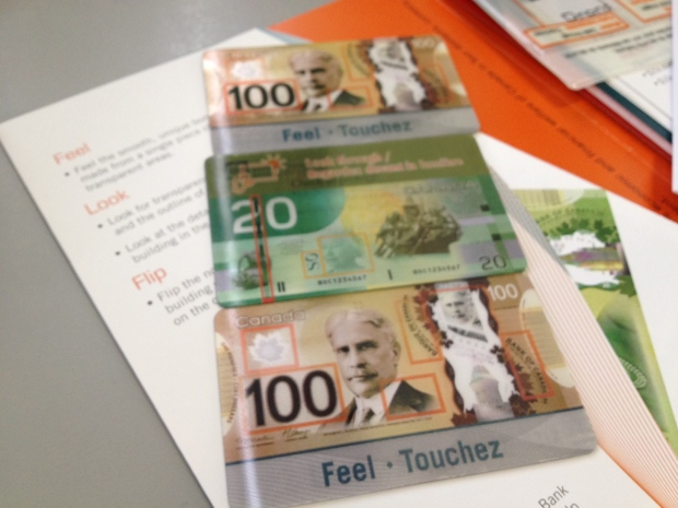 how to make counterfeit canadian money
