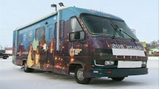 Saskatoon's Health Bus is a catching the eye of medical professionals in cities across Canada. Feb 09, 2011.