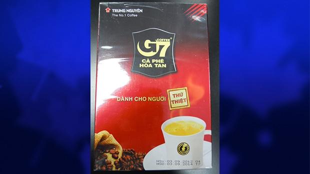 Instant coffee from Vietnam recalled in Ontario, Quebec