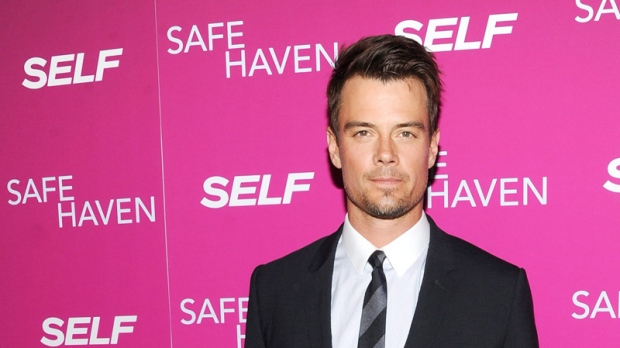 Josh Duhamel ready for Kids' Choice Awards
