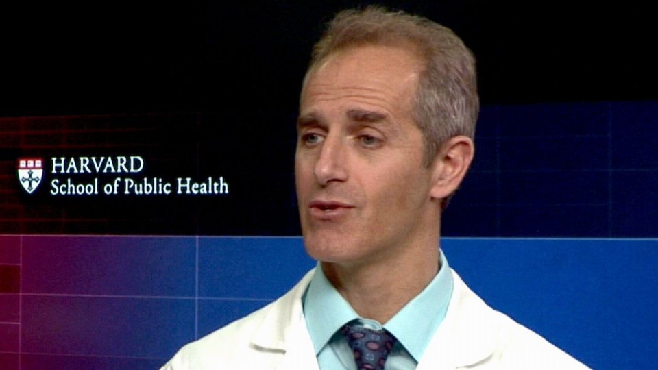 Dr. Dariush Mozaffarian told CTV News that the magnitude of his study was 'really surprising.'