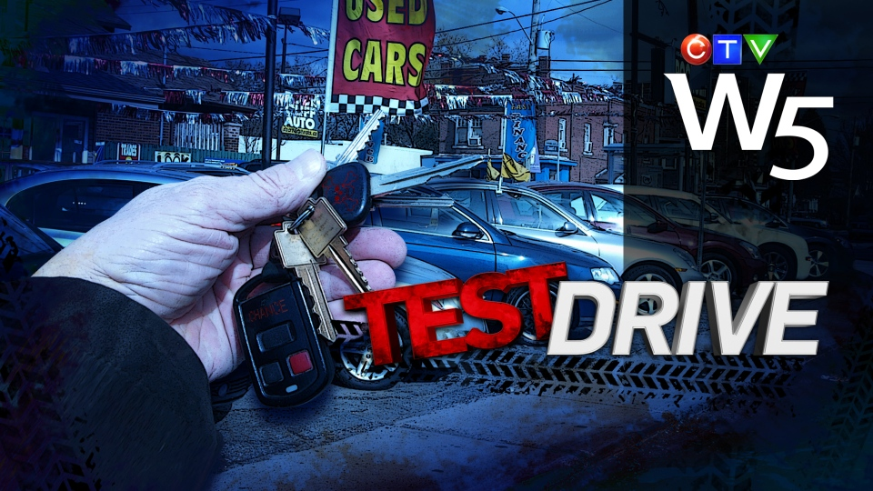 W5 Test Drive