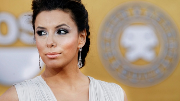 Eva Longoria to host Latino salute to Obama