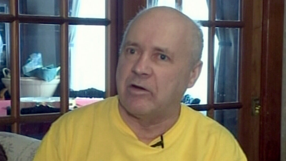 MS patient Tim Donovan says the controversial 'liberation treatment' has renewed his strength.