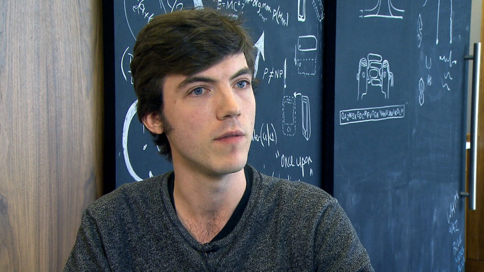 Minuum Team Researcher Xavier Snelgrove speaks about the project.