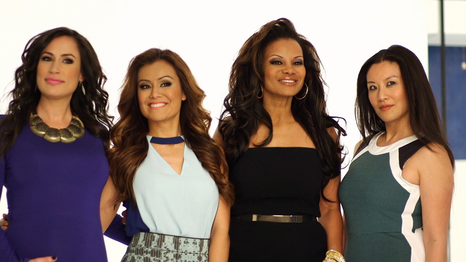 Cynthia Loyst, Melissa Grelo, Traci Melchor, Lainey Lui are the co-hosts of the new CTV original daytime talk show 'The Social'