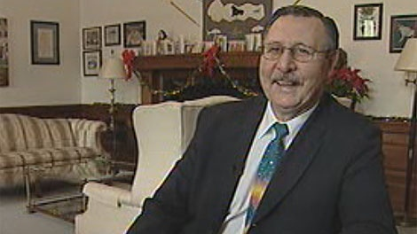 George Hickes has served as MLA for the Point Douglas area since 1990.