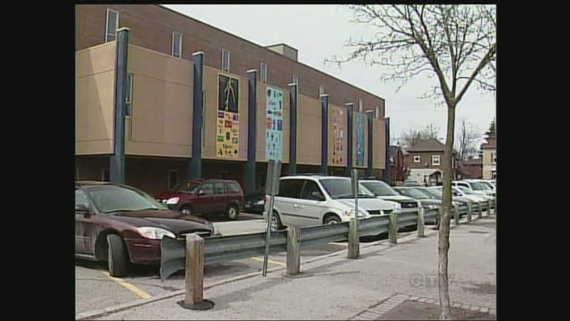 Lorne Avenue Public School is seen in London, Ont. on Monday, March 25, 2013.